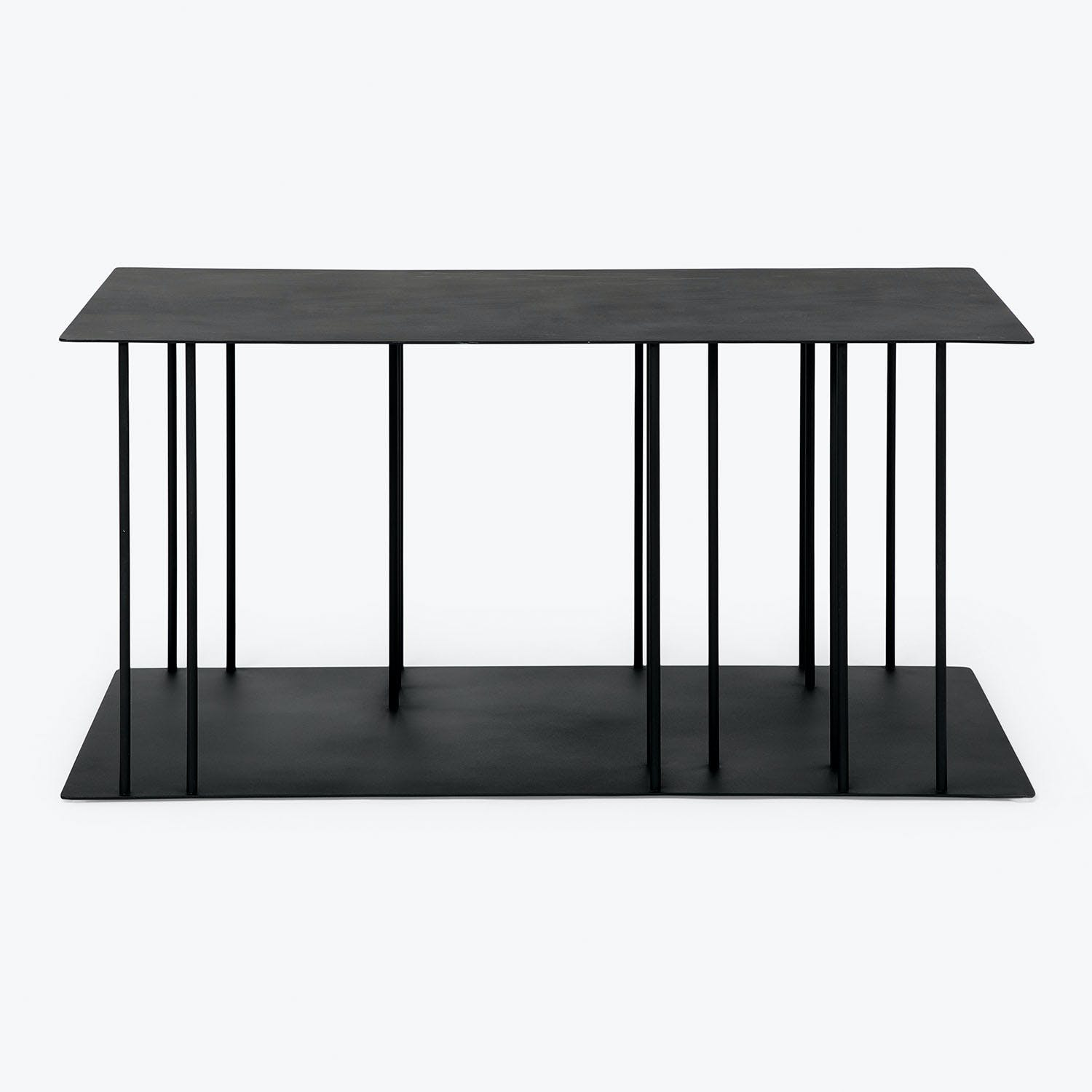 Product Image - Helix Steel Coffee Table Black
