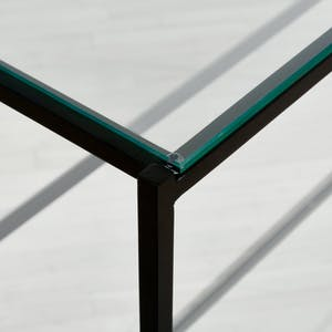Product Image - Synthesis Glass Low Bookcase