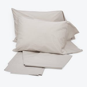 Product Image - Dreamweaver Sheets + Pillowcases Gray