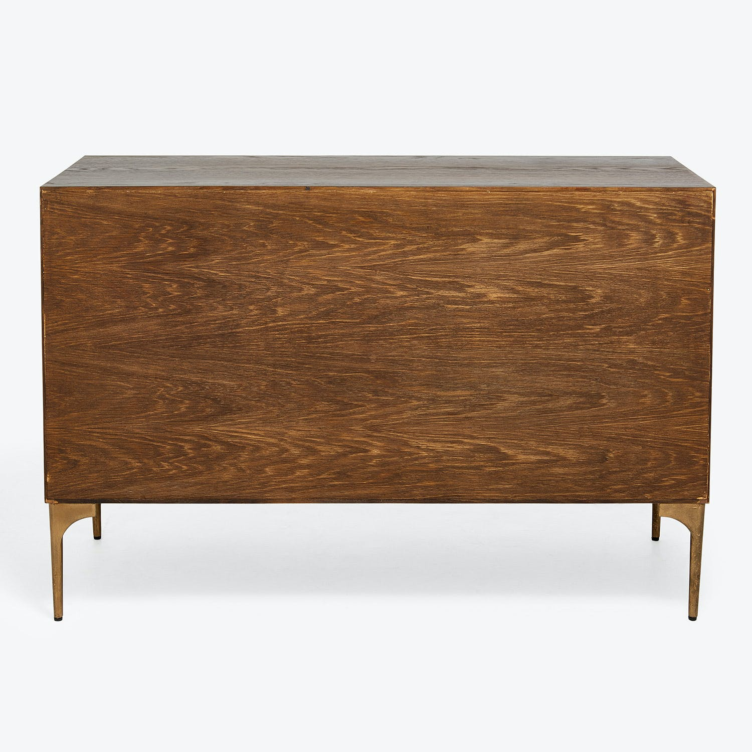 Core Dark Oak Dresser Bronze