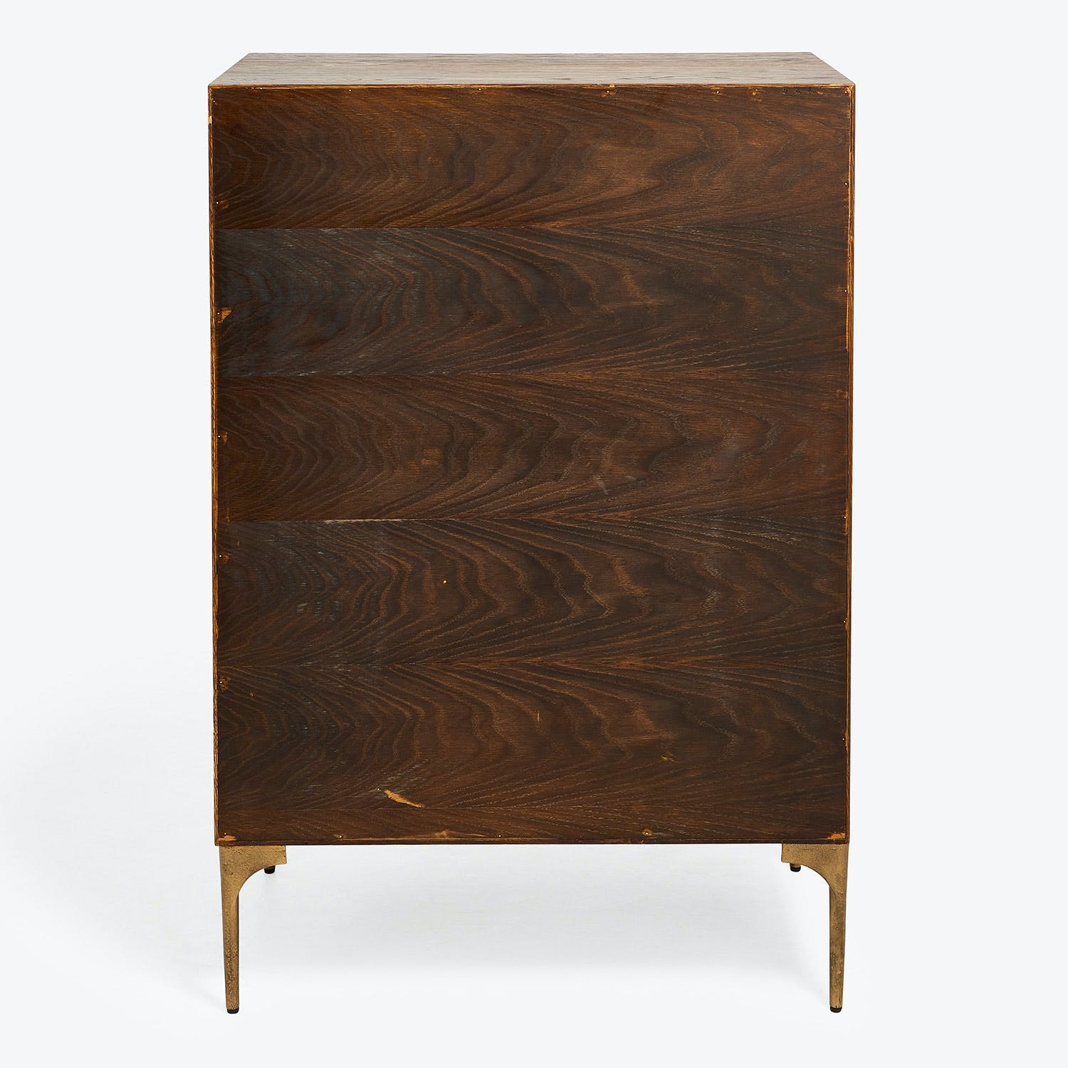 Core Large Dark Oak Chest Bronze