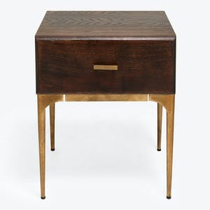 Product Image - Core Dark Oak Nightstand