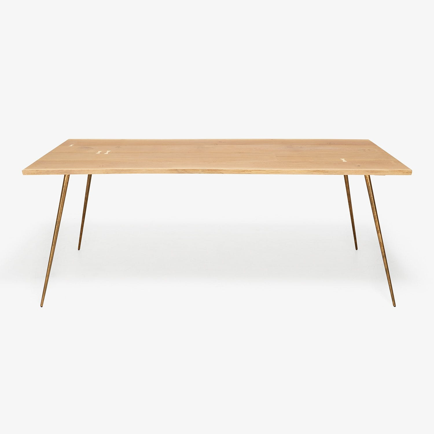 Product Image - Core Natural Oak Dining Table
