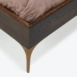 Product Image - Core Dark Oak Bed
