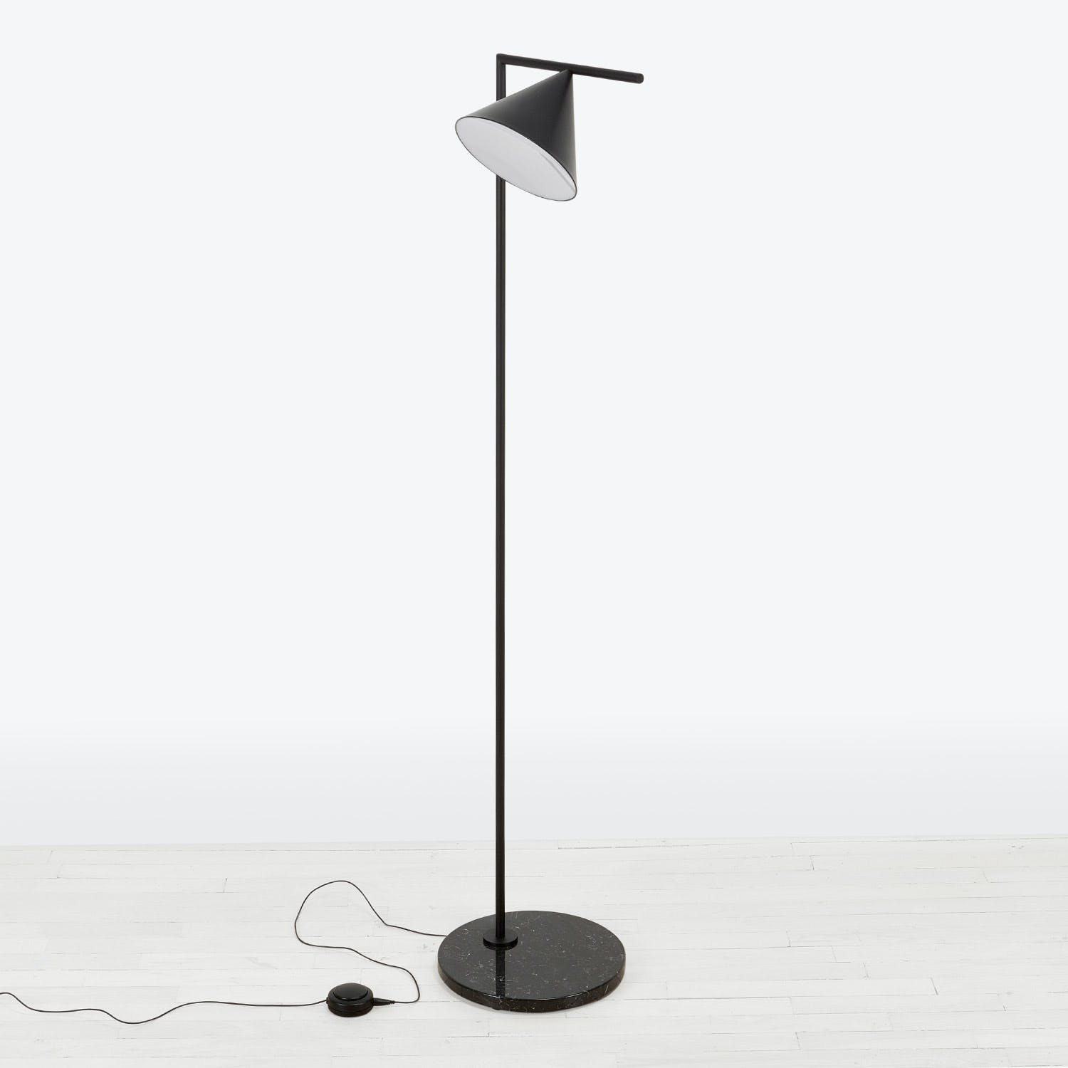 Flos Captain Flint LED Lamp Black