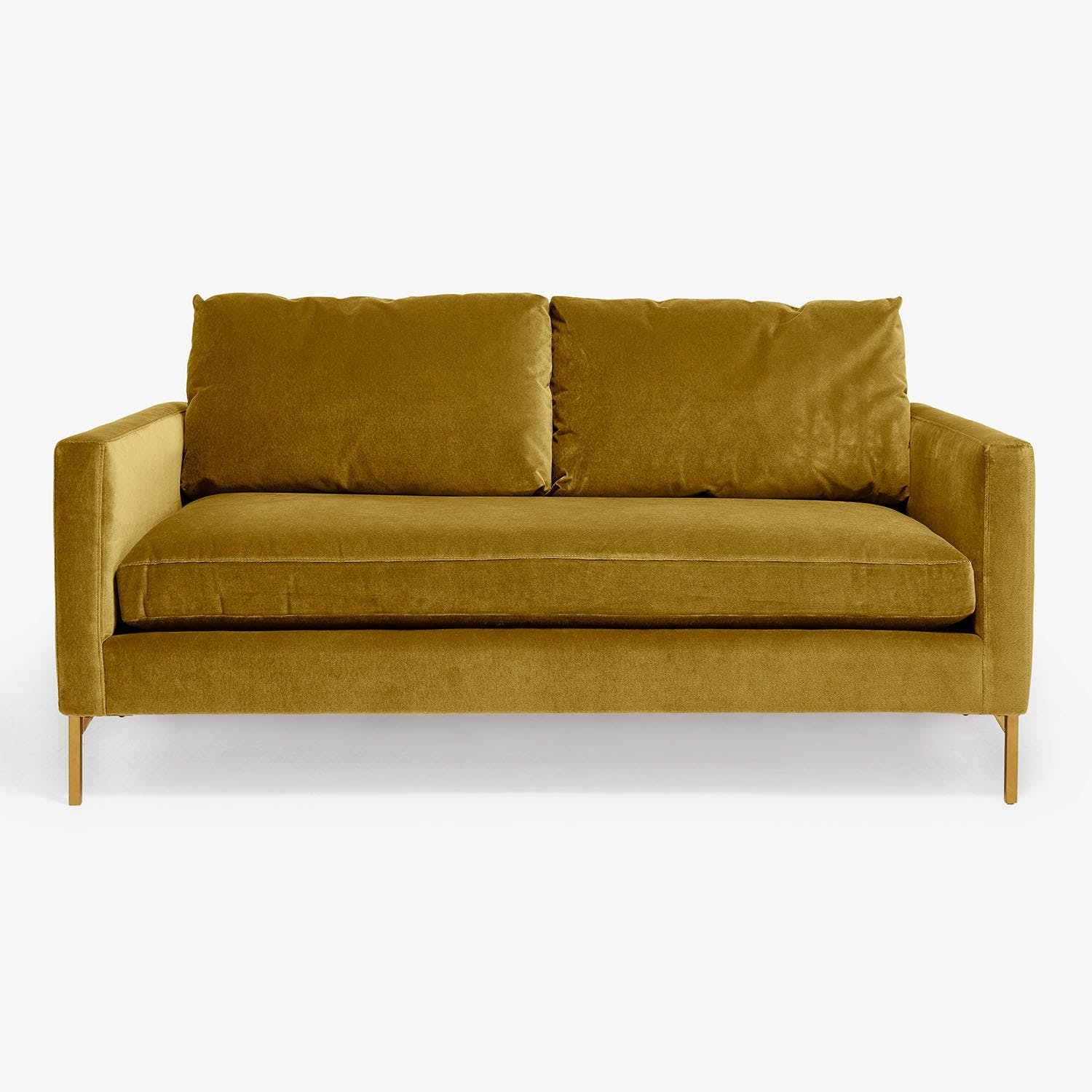Product Image - Soho Apartment Brass Leg Sofa