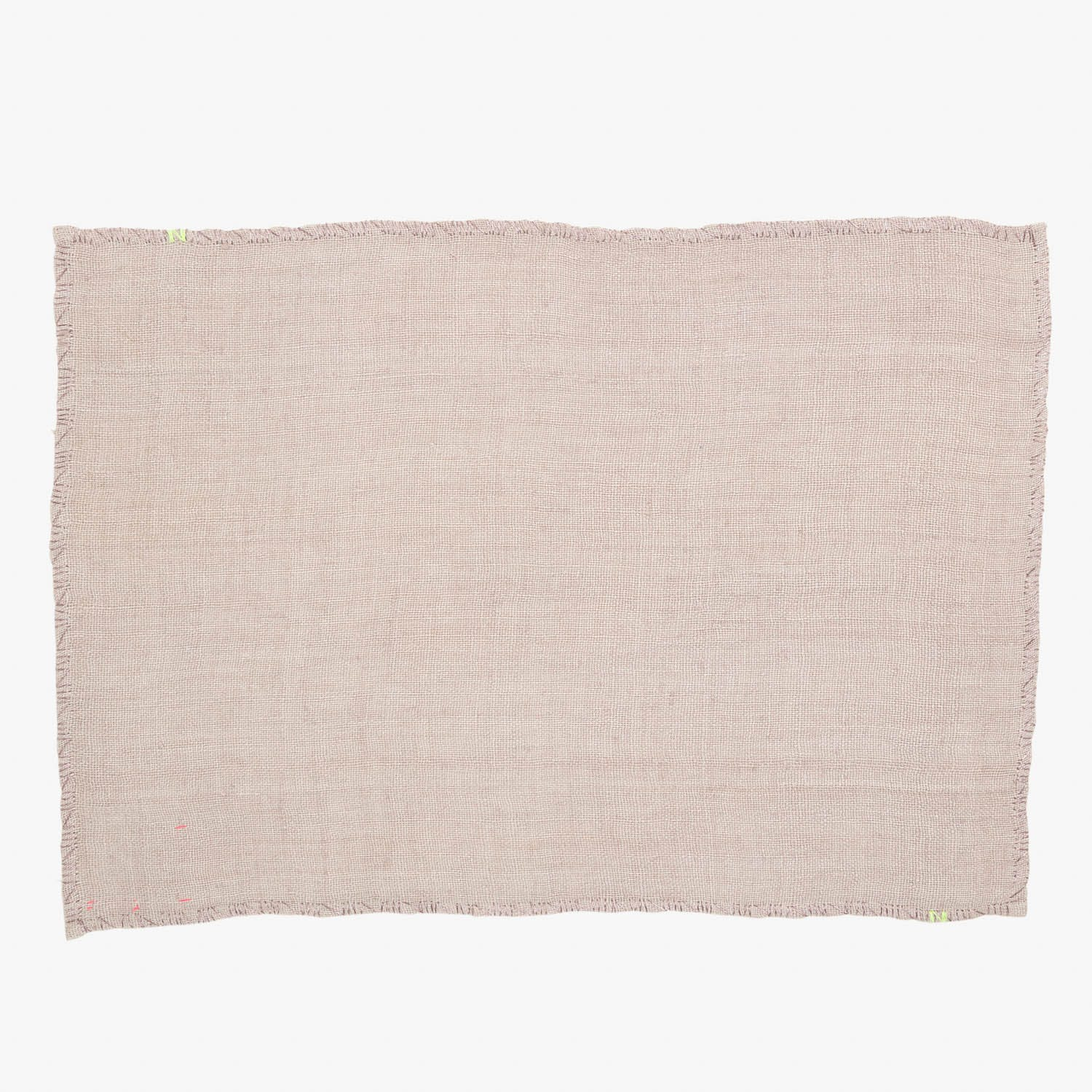 abcDNA Glo Linen Placemat Fawn