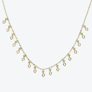 Product Image - Ameli Necklace Diamonds, Gold