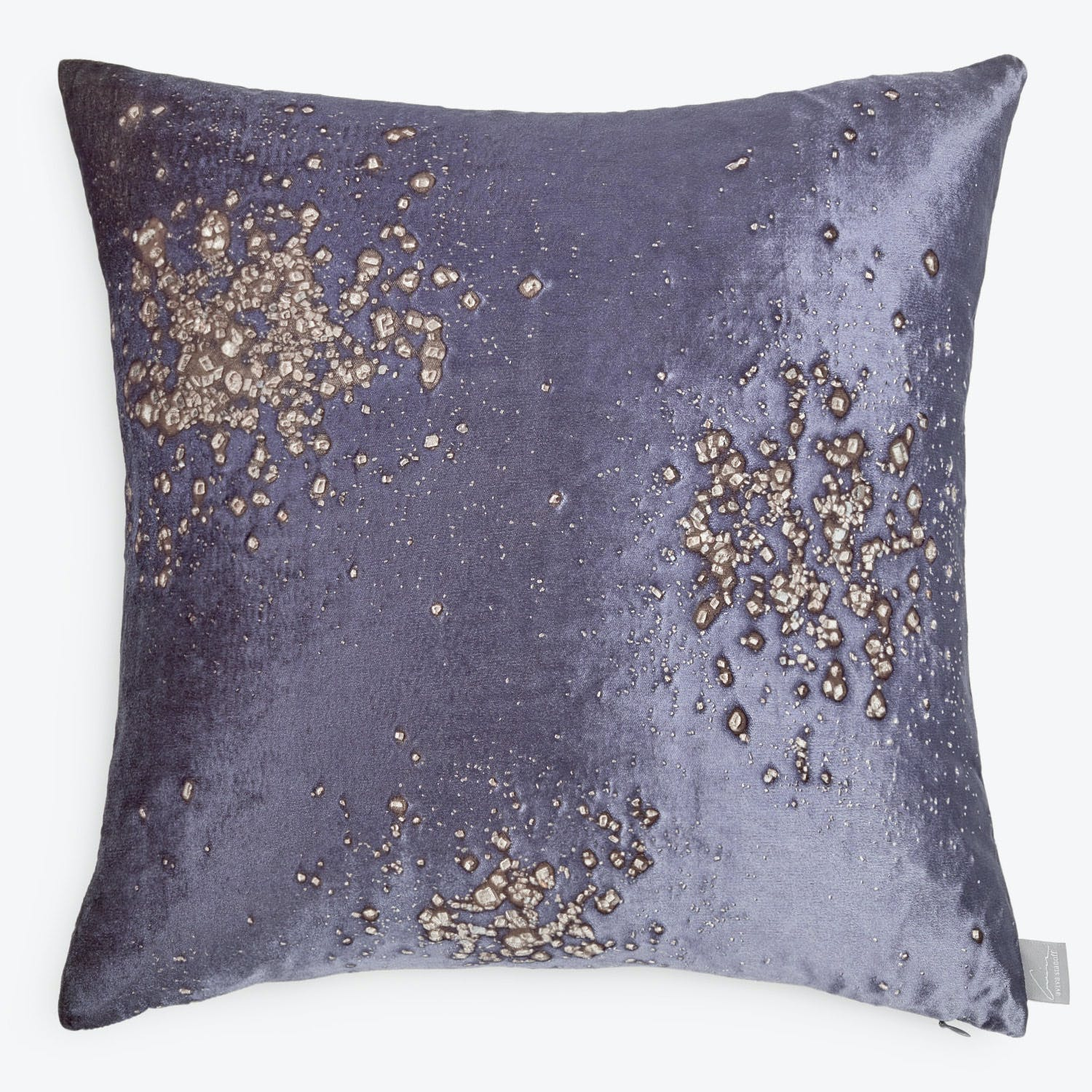 Product Image - Large Midnight Crystal Pillow