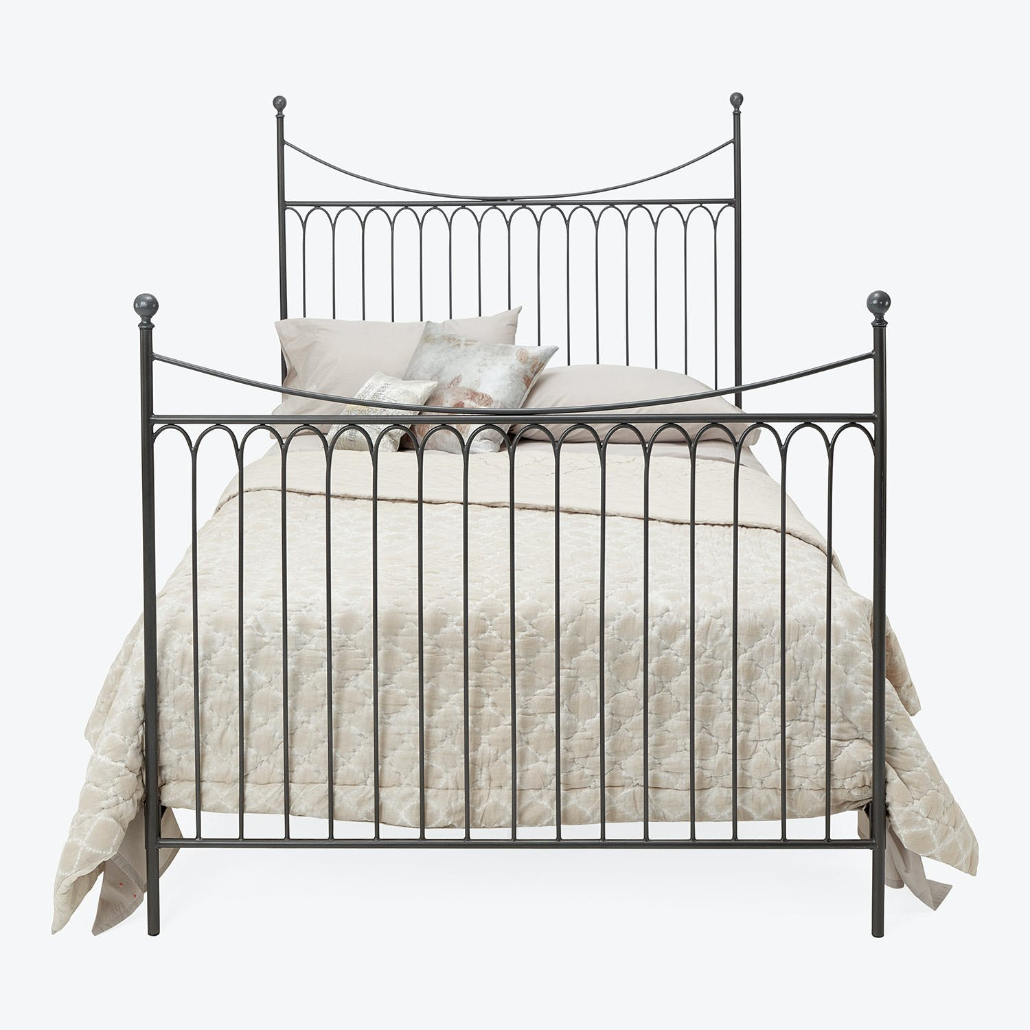 Product Image - King Bed Black