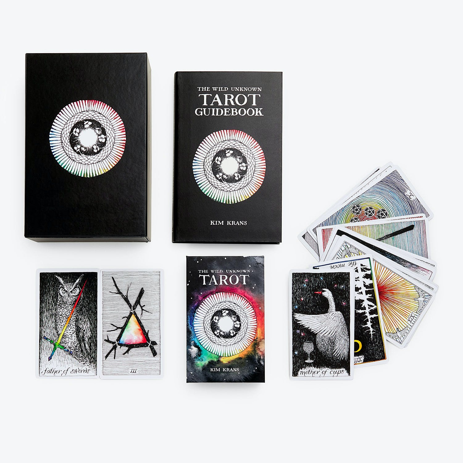 Product Image - The Wild Unknown Tarot Deck and Guidebook Set