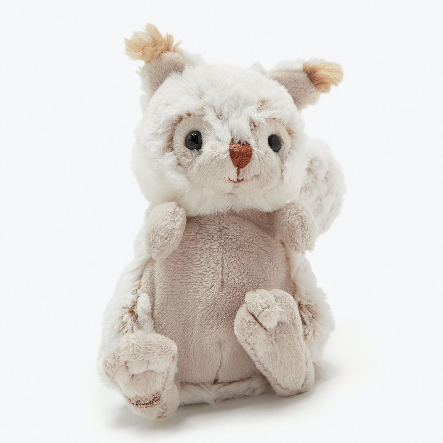 Blixten Squirrel White