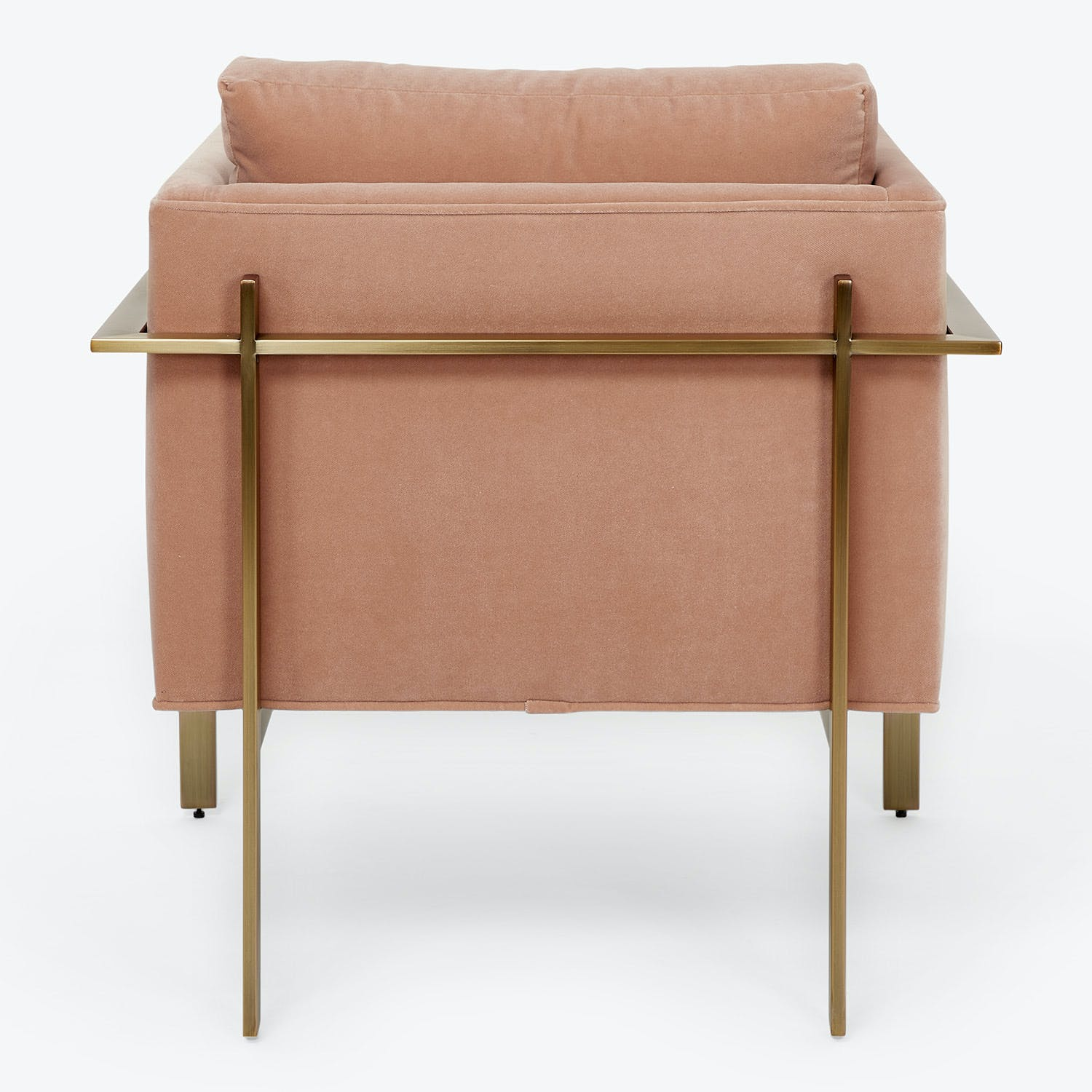 Thayer Coggin + Milo Baughman Drop In Chair