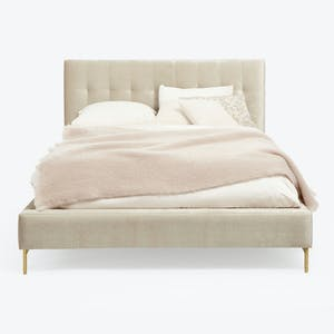 Product Image - Tufted Queen Bed
