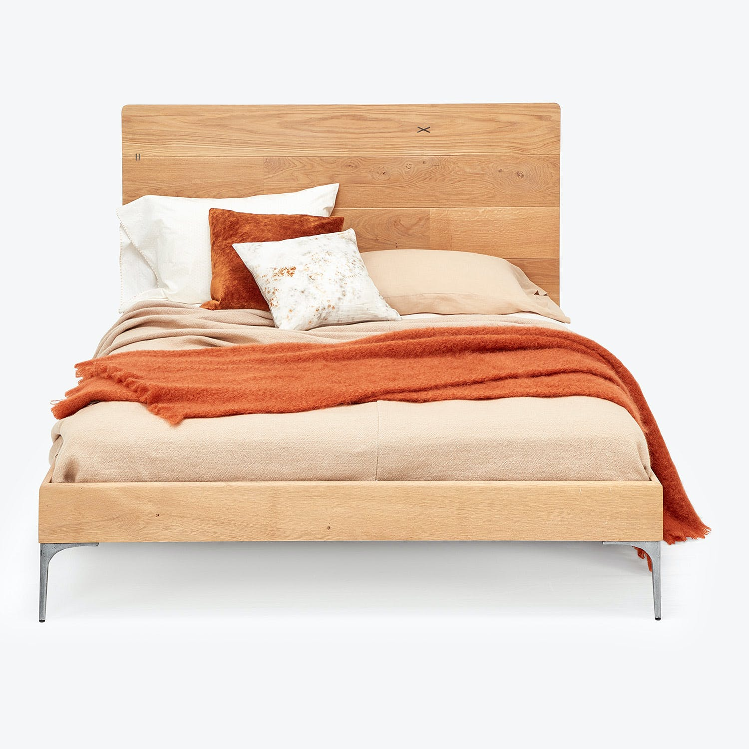 Product Image - Core Oak King Bed