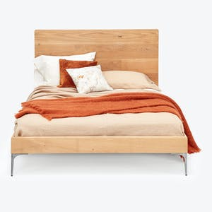 Product Image - Core Oak Bed