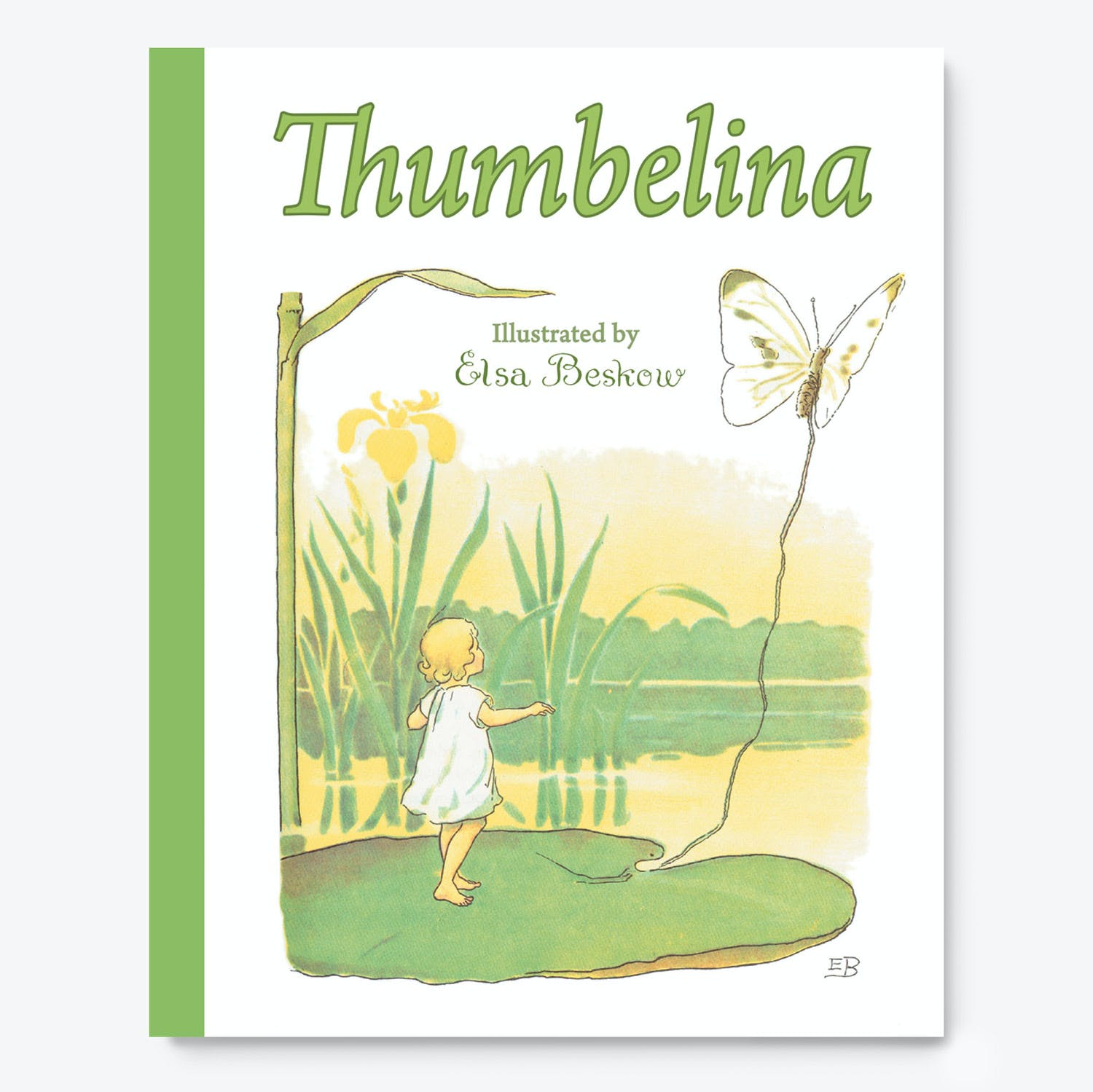 Thumbelina Illustrated by Elsa Beskow