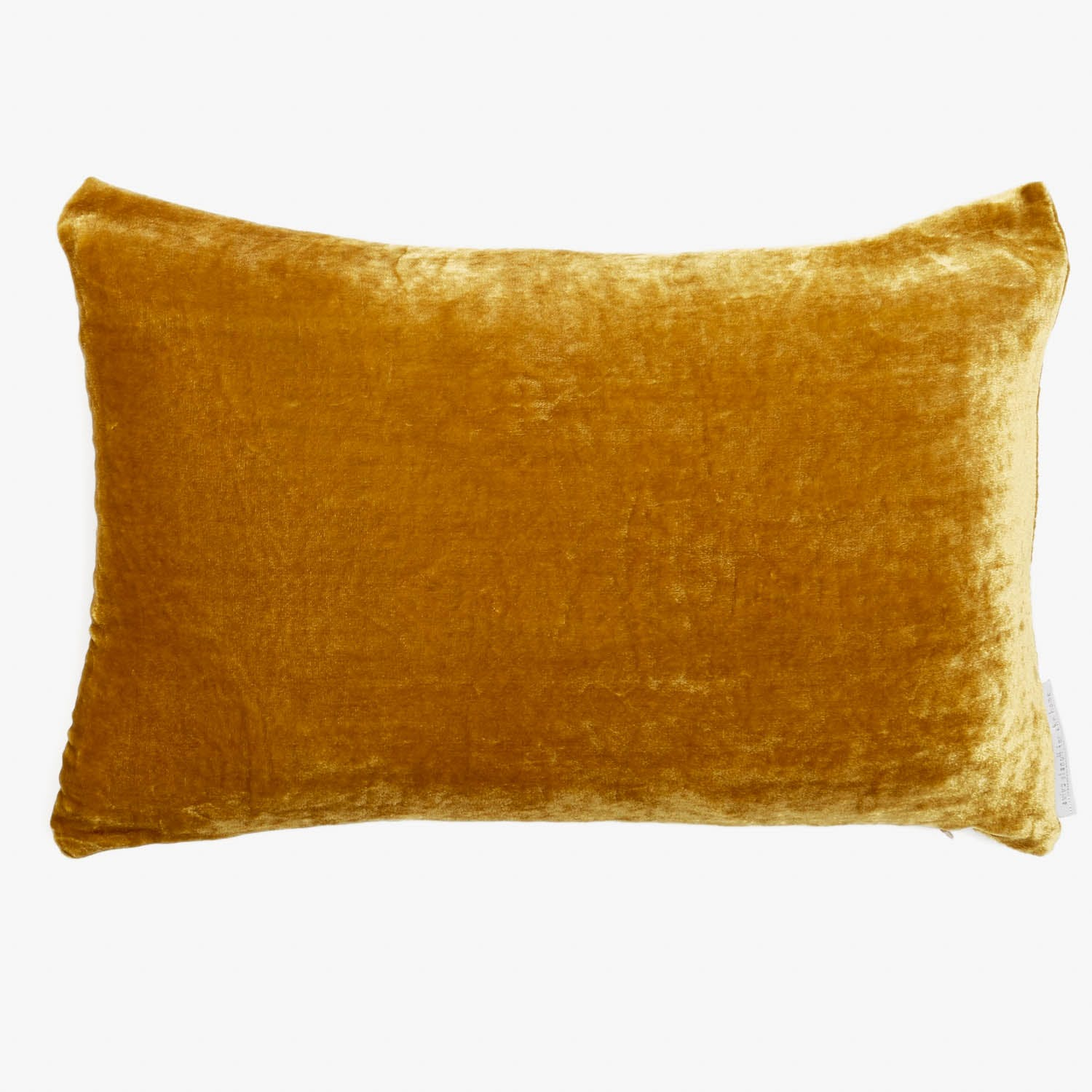 Product Image - Velvet Pillow New Gold