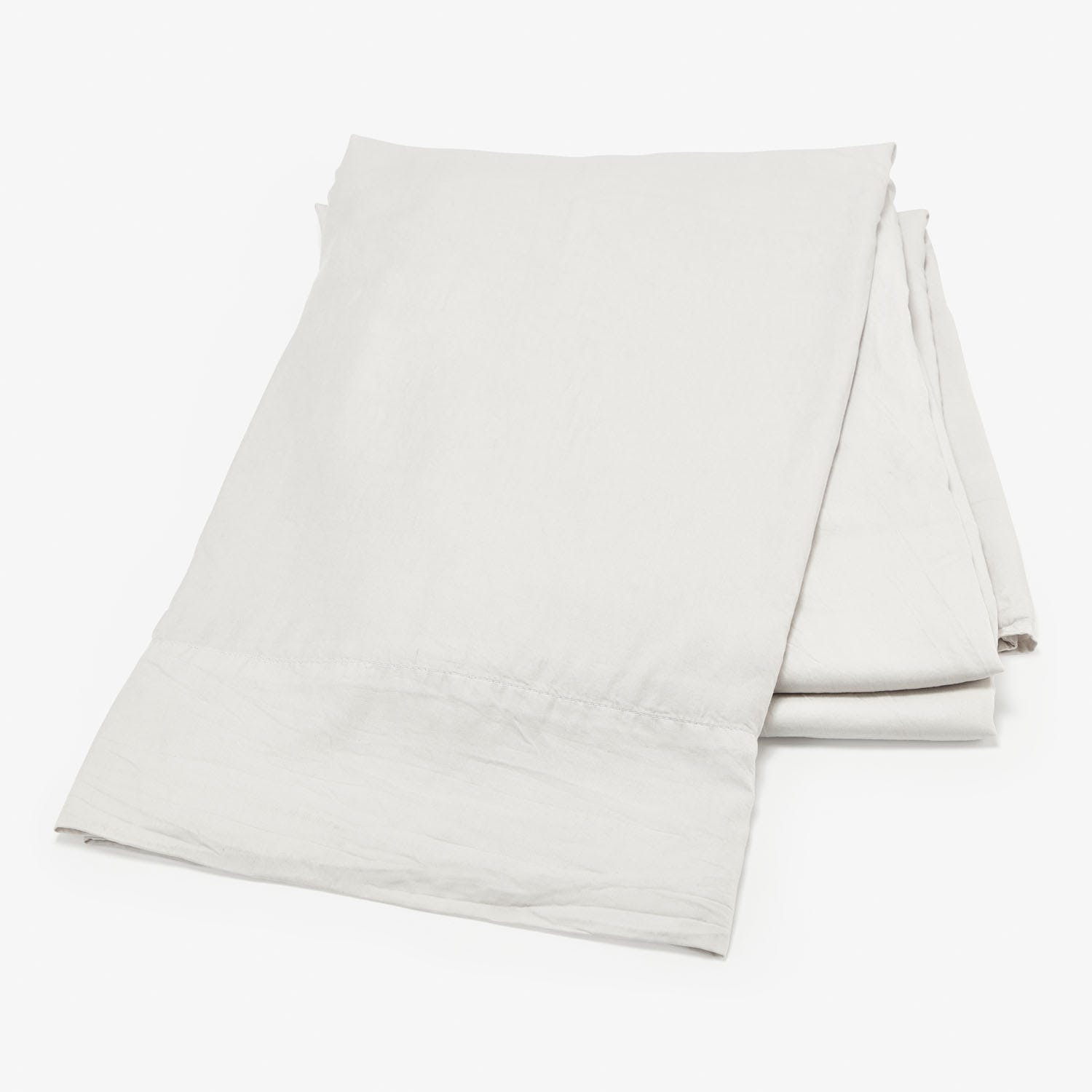 Bella Notte Madera Luxe King Fitted Sheet Sterling