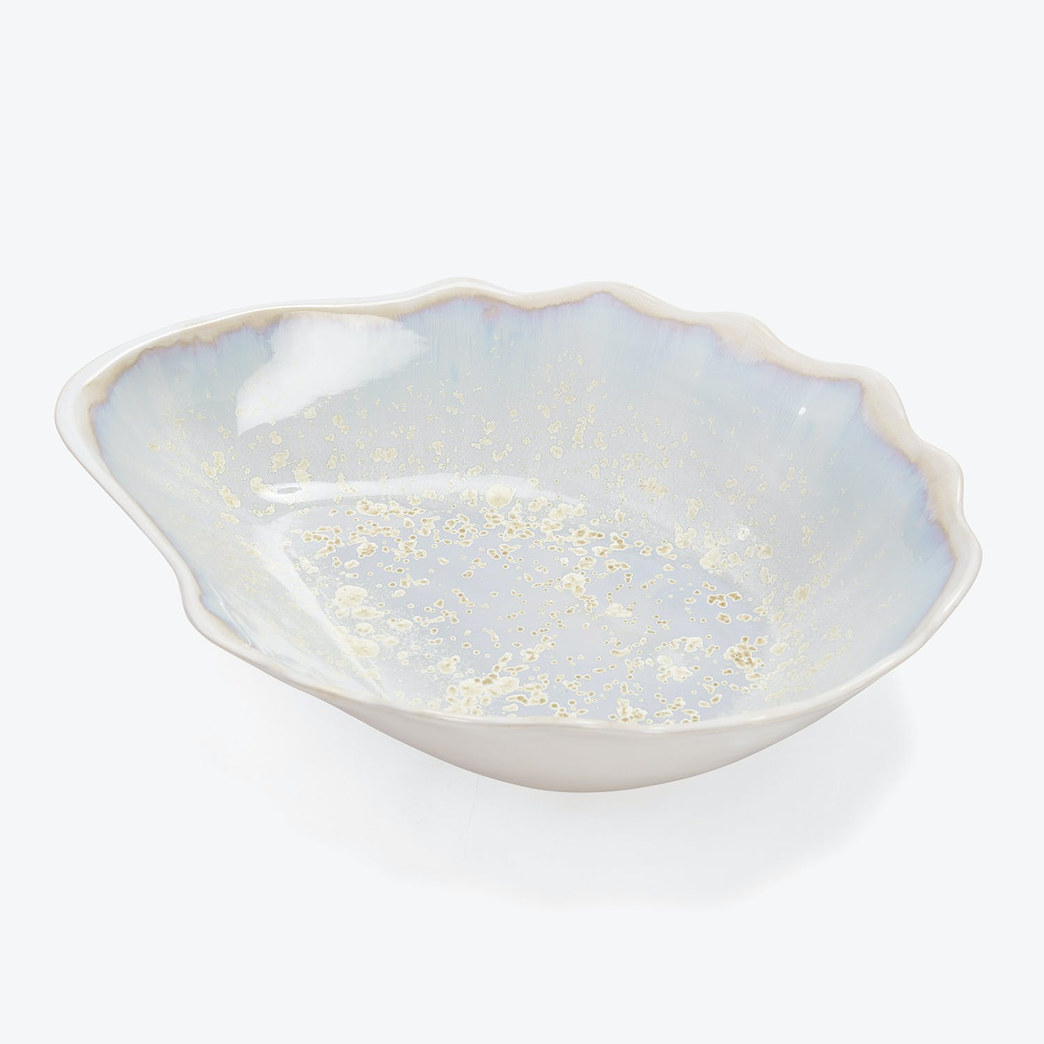 Oyster Large Nesting Bowl Pearl