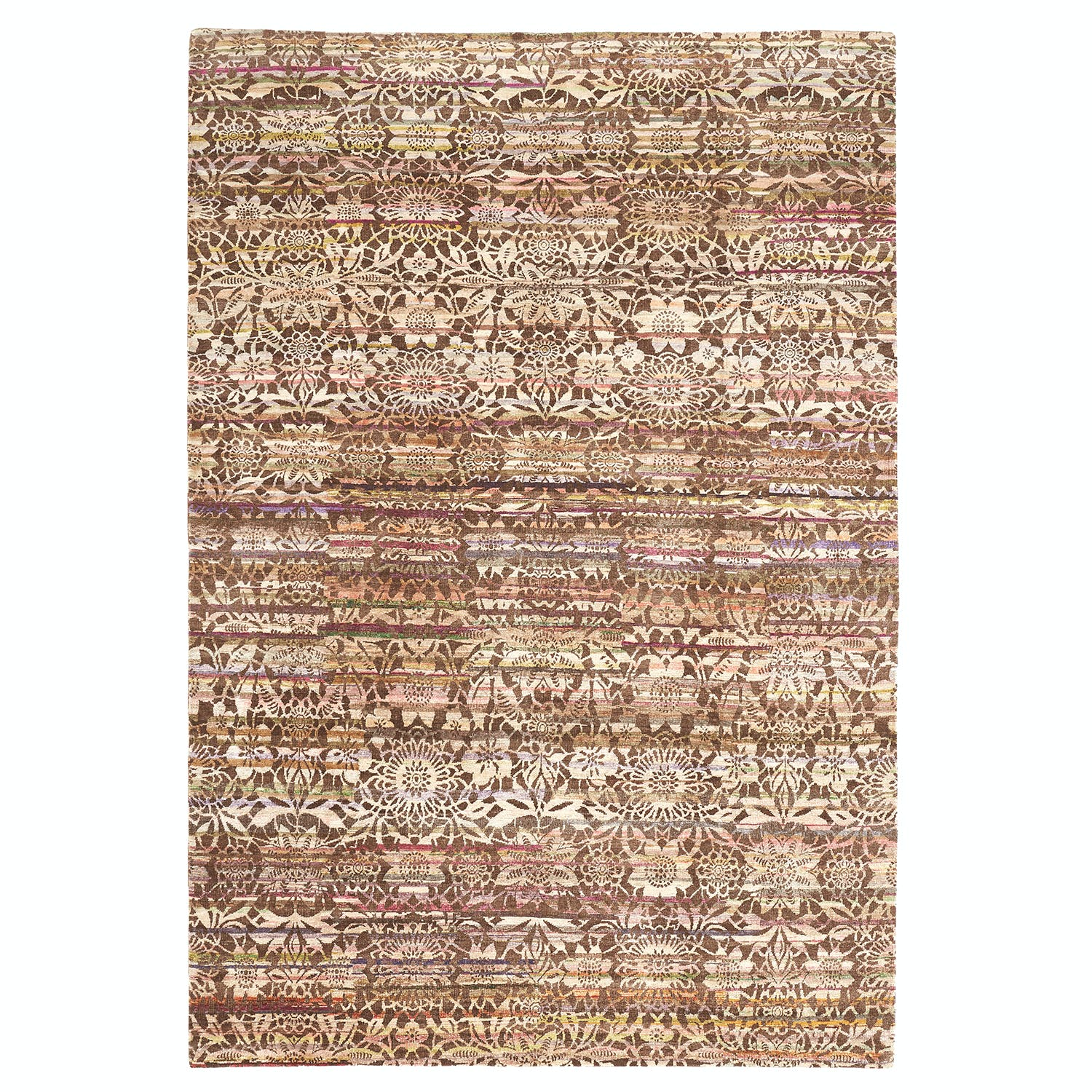 "Alchemy Silk & Wool Rug - 9'8""x13'11"""