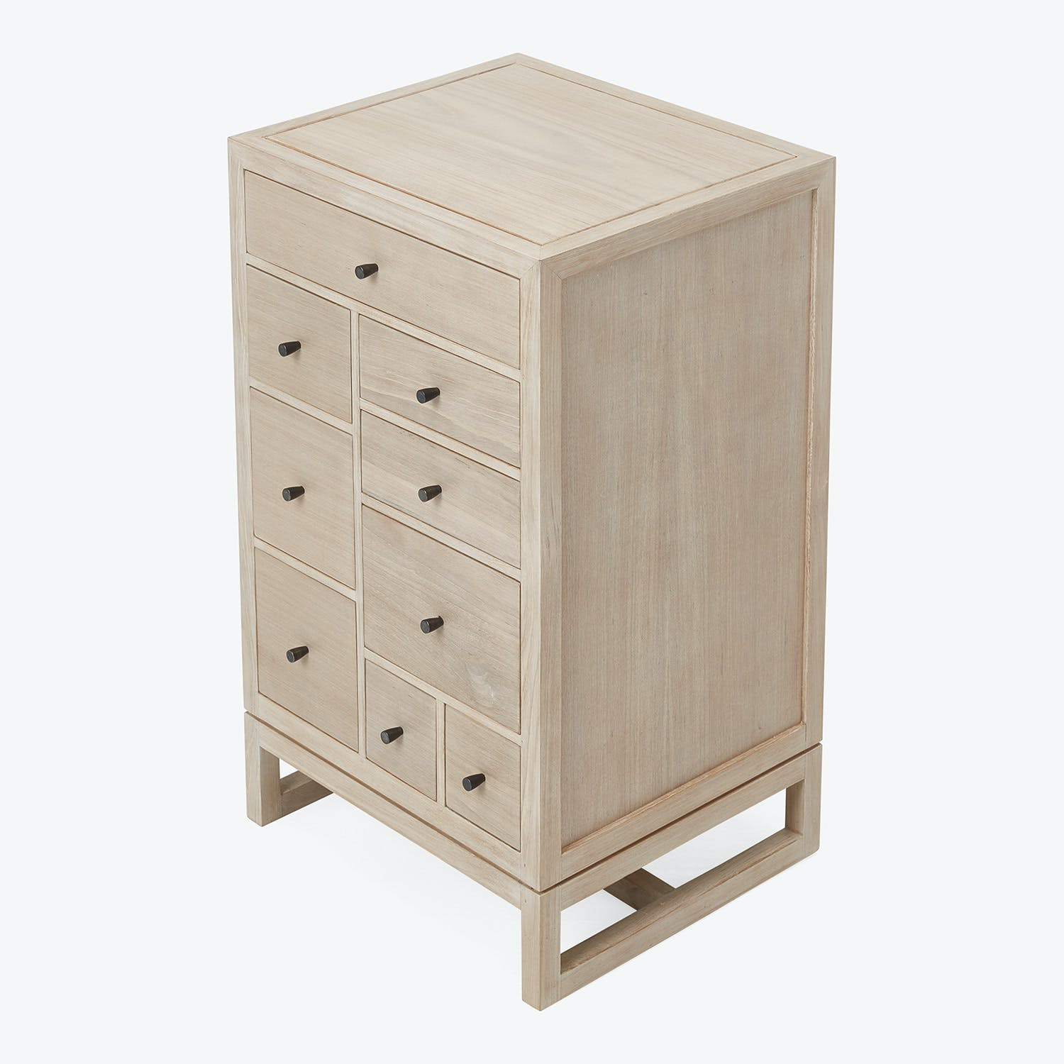 ABC Co-Create Java Teak Nightstand