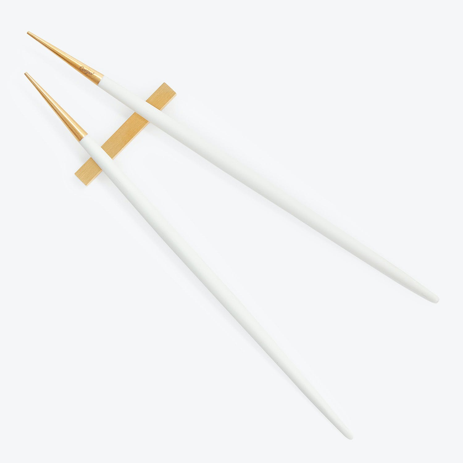 Cutipol Goa Chopsticks White Gold