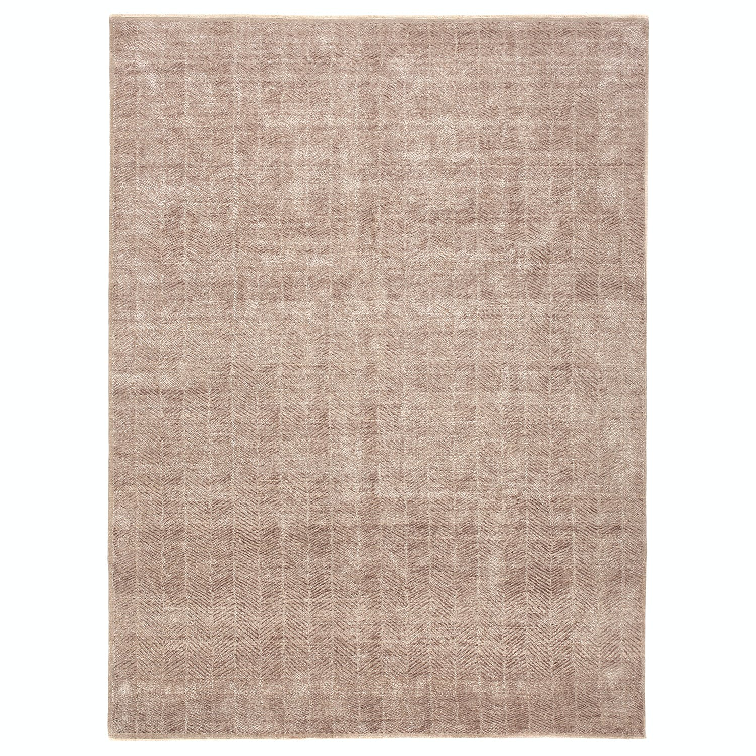"""Contemporary Wool Rug - 9'x12'2"""""""