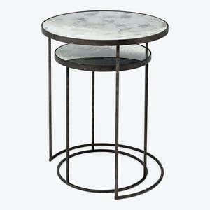 Product Image - Reflect Clear Nesting Tables