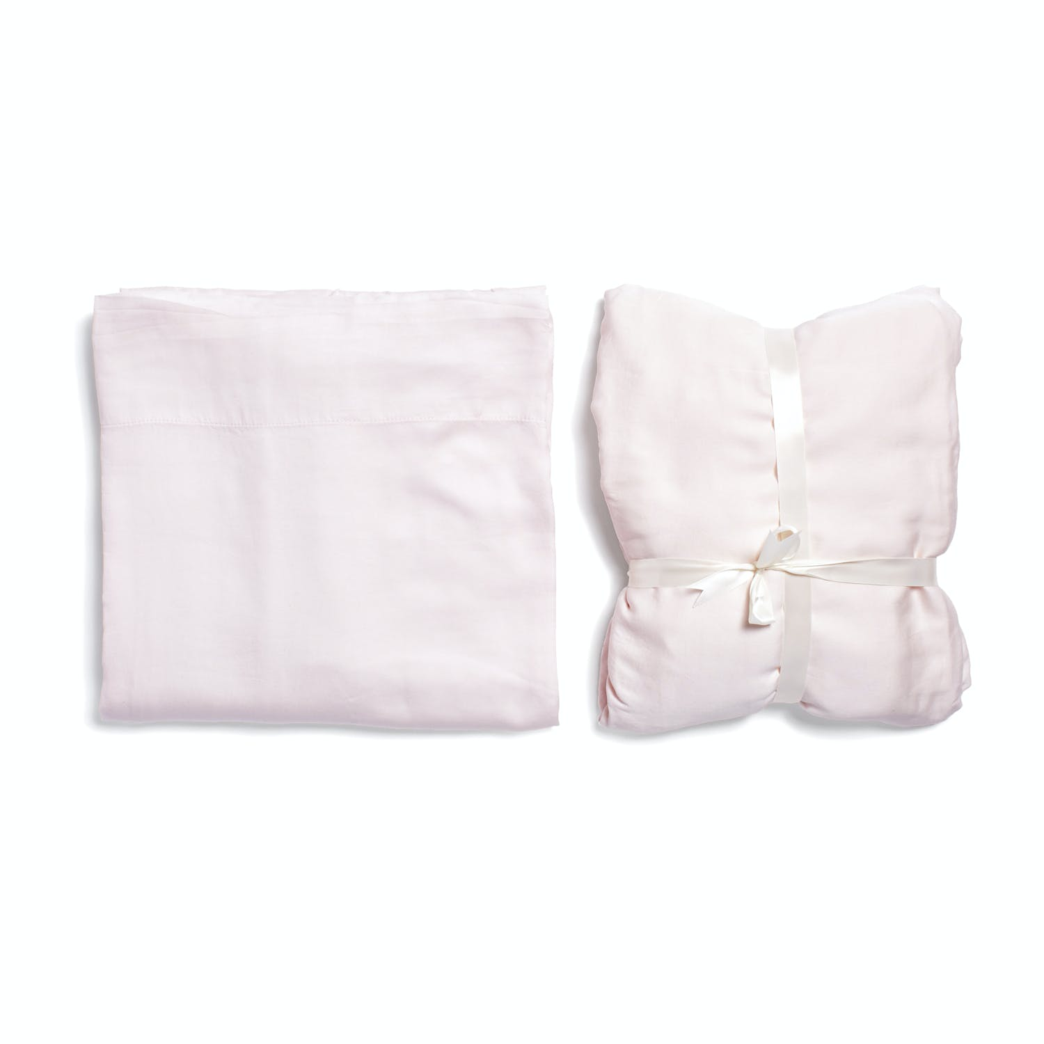 Product Image - Bella Notte Madera Luxe Fitted Sheet Pearl