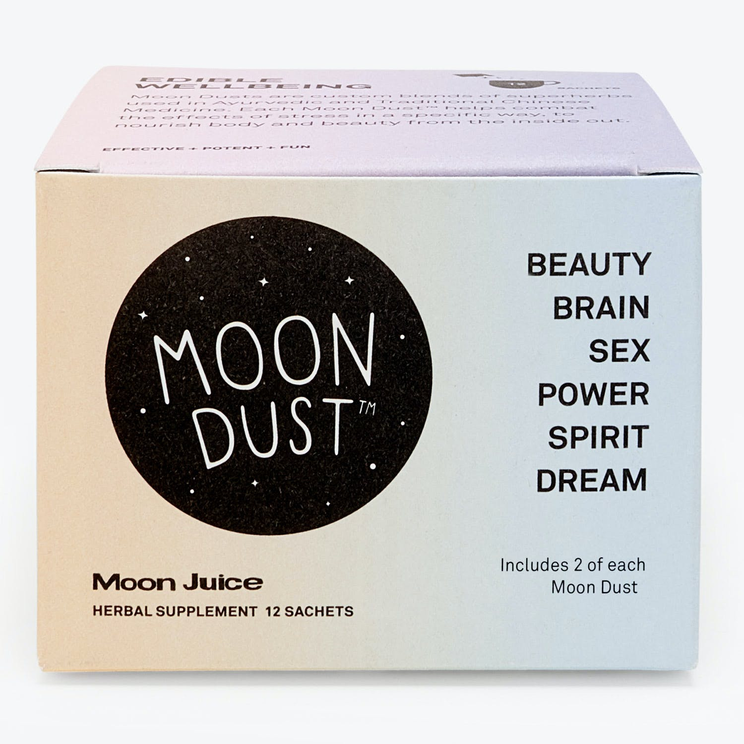 Product Image - Moon Juice Mix Dust Sachet Box
