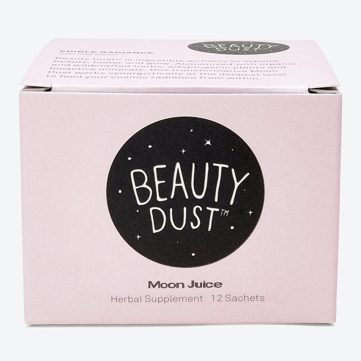 Moon Juice Beauty Dust Sachet Box