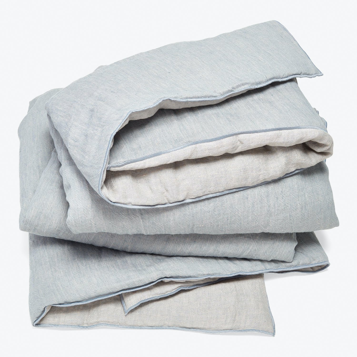 Product Image - Washed Linen Throw Cloud