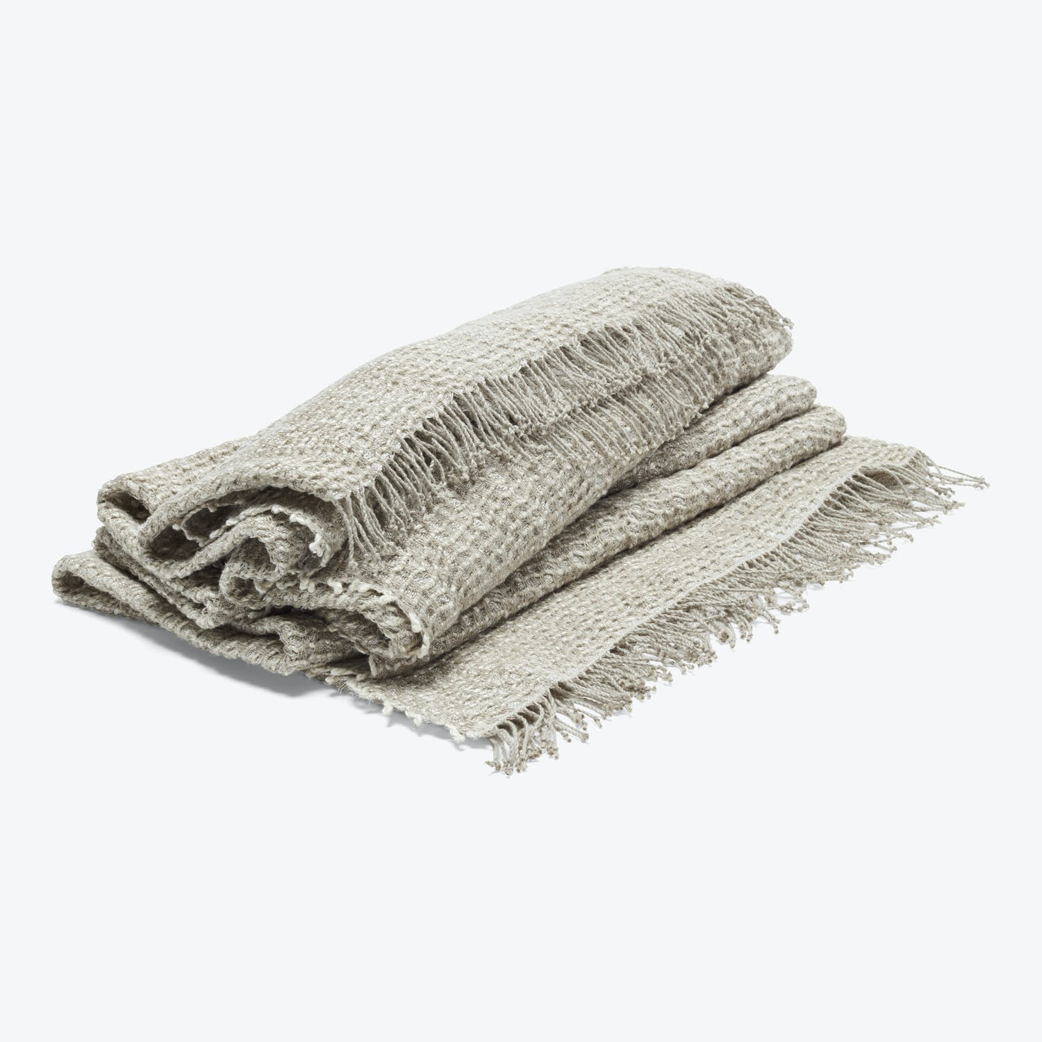 Studija Naturals Honeycomb Throw Natural
