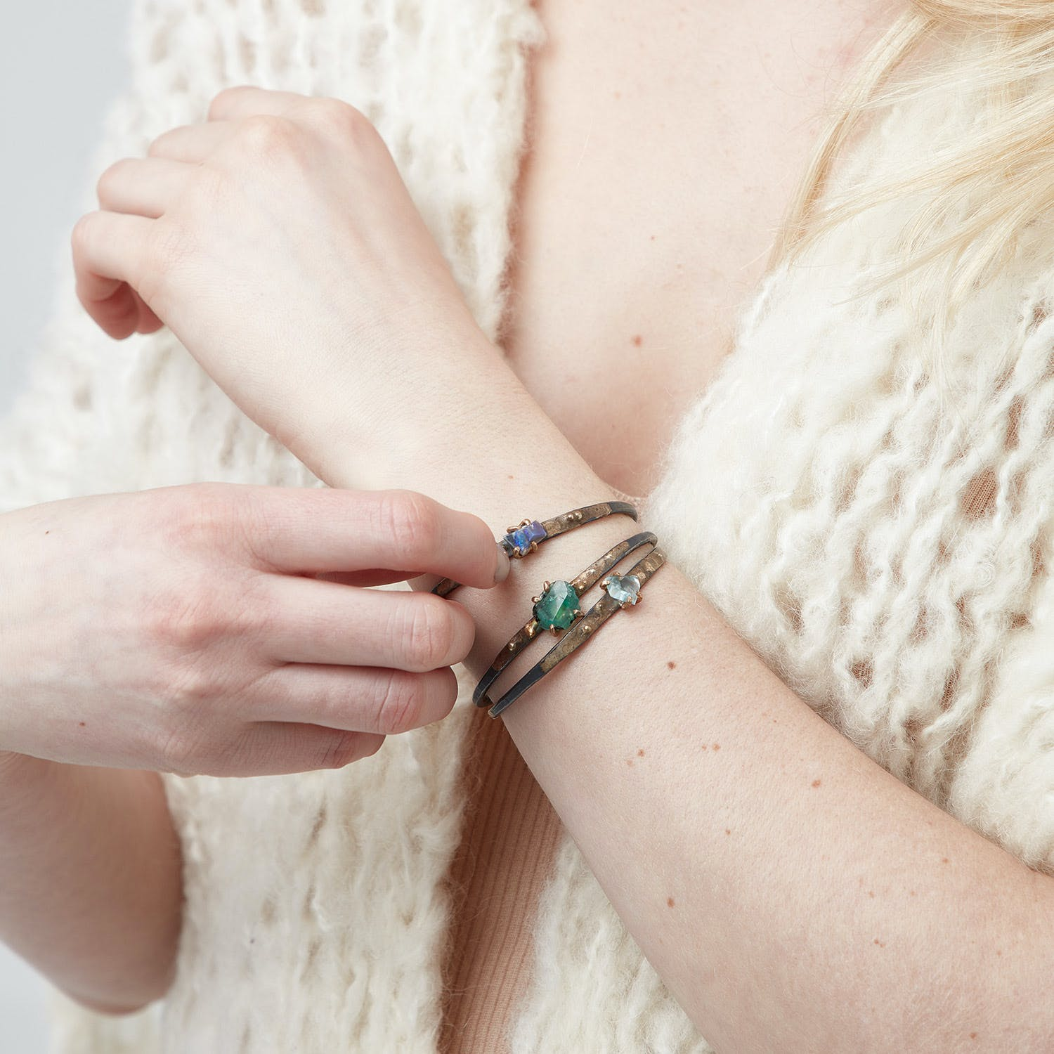 Variance Objects Opal Cuff