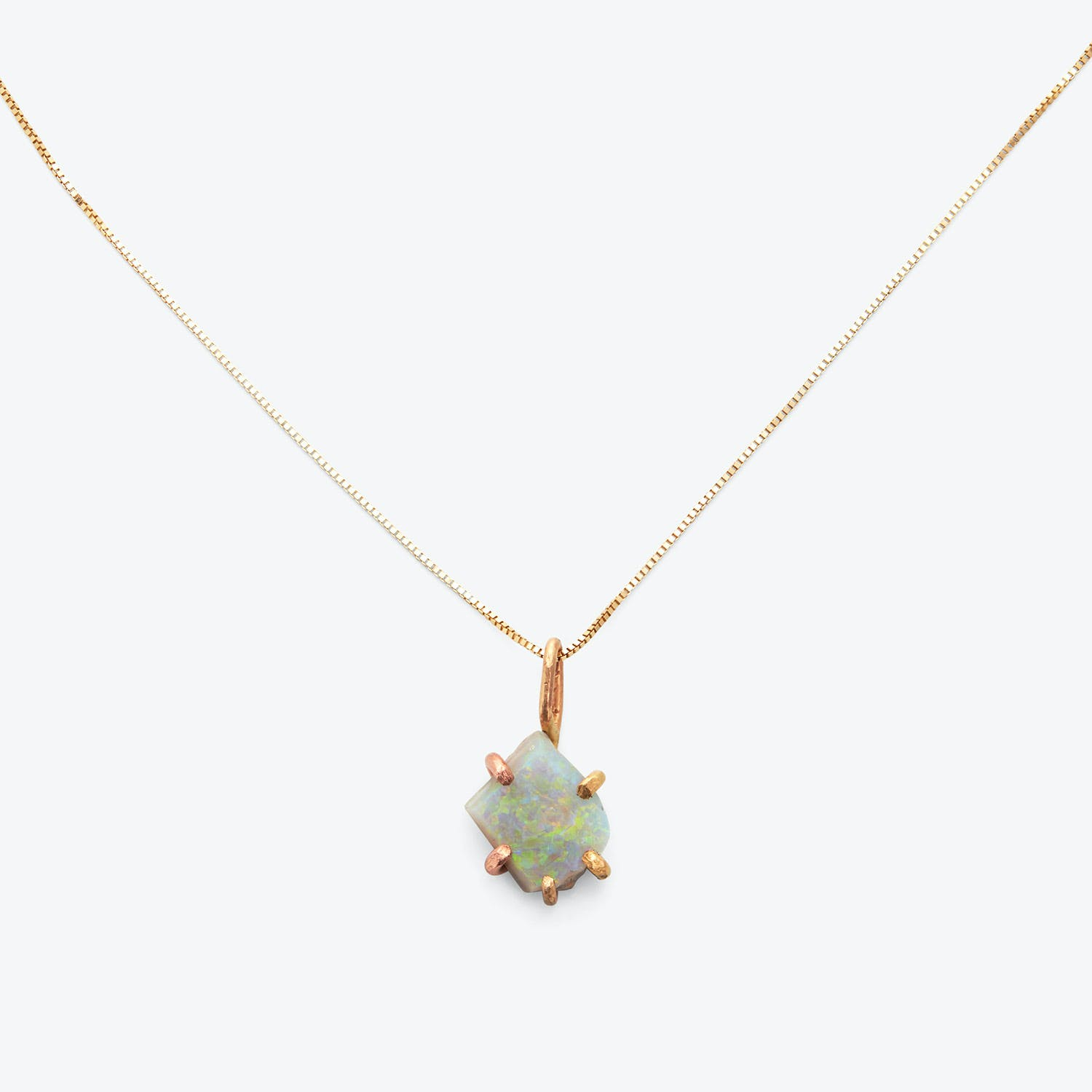 Variance Objects Opal Necklace