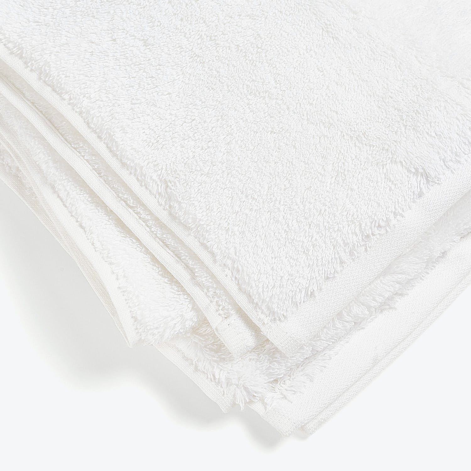 Aire Hand Towel White