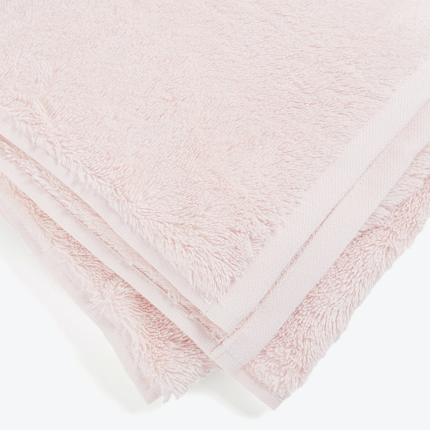Aire Hand Towel Shell Pink