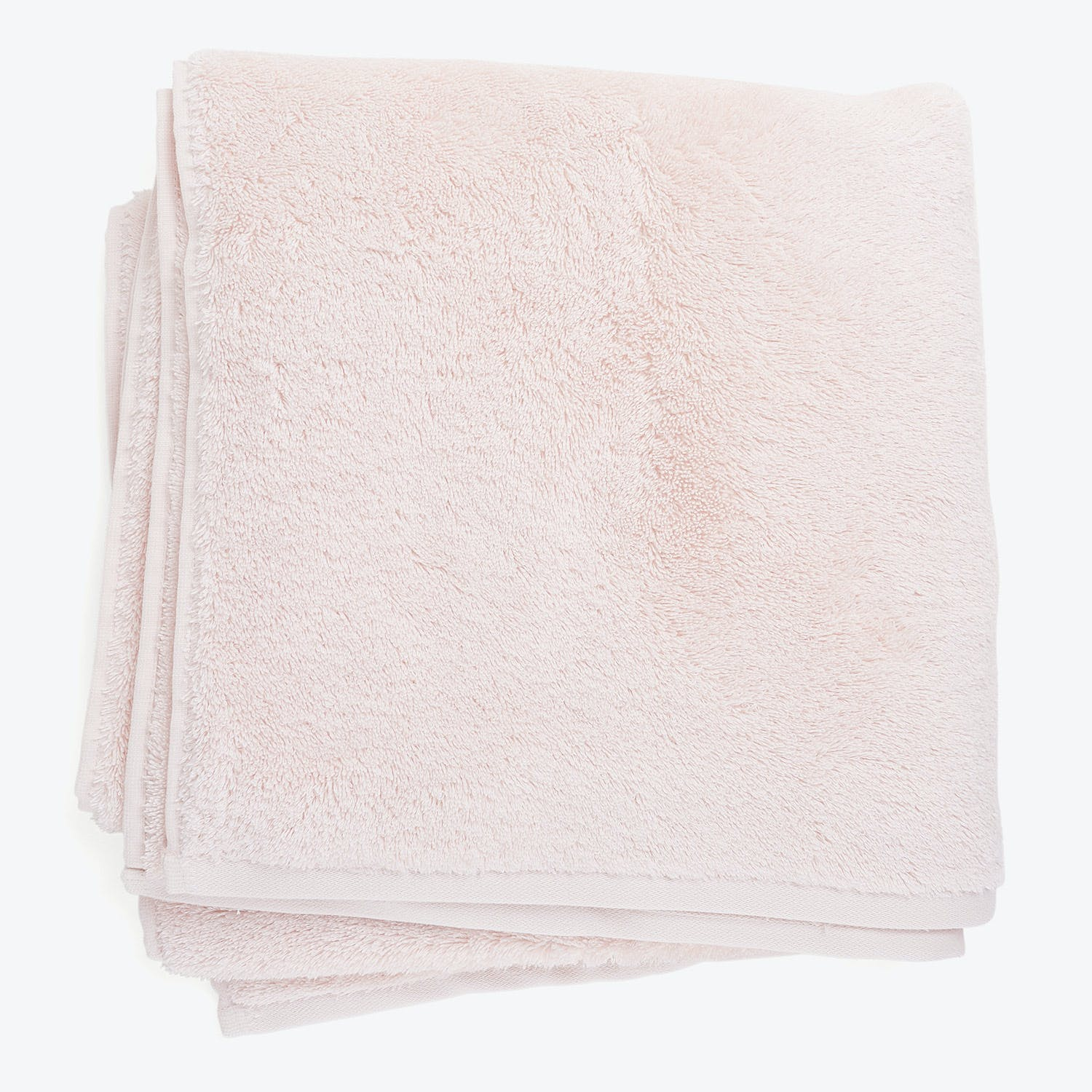 Aire Bath Sheet Shell Pink