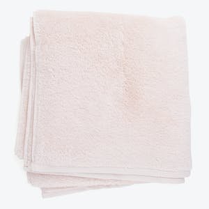 Product Image - Aire Bath Sheet Shell Pink