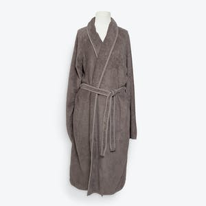 Product Image - Aire Bathrobe Mineral Gray