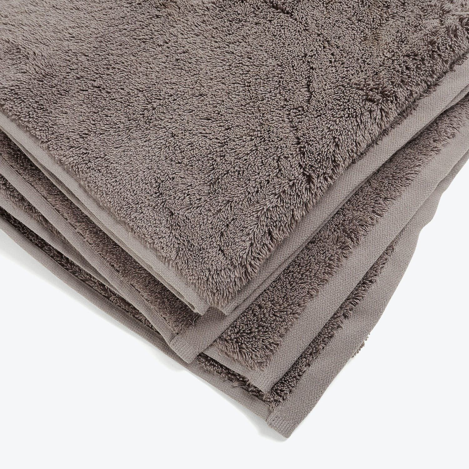 Mineral Gray Aire Bath Towel