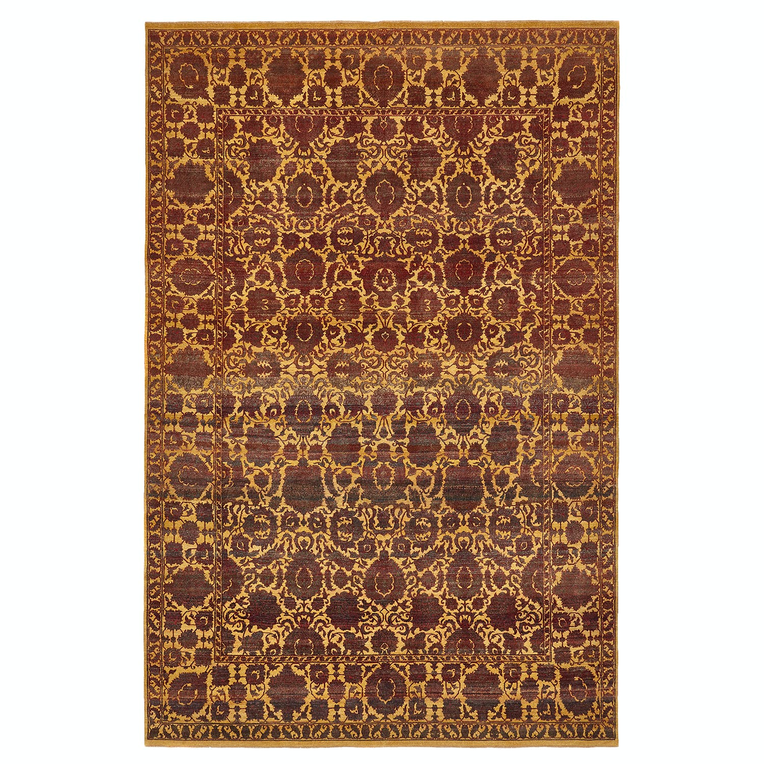 "Alchemy Wool Rug - 9'10""x14'10"""
