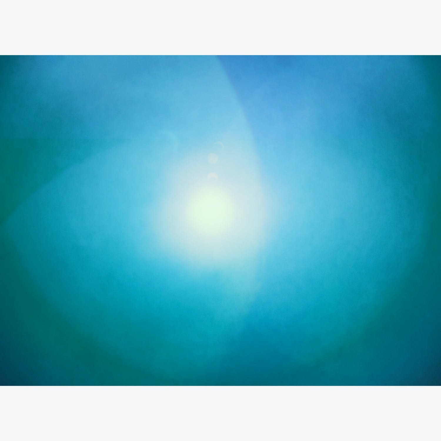 Product Image - Giclee Print Blue Moon