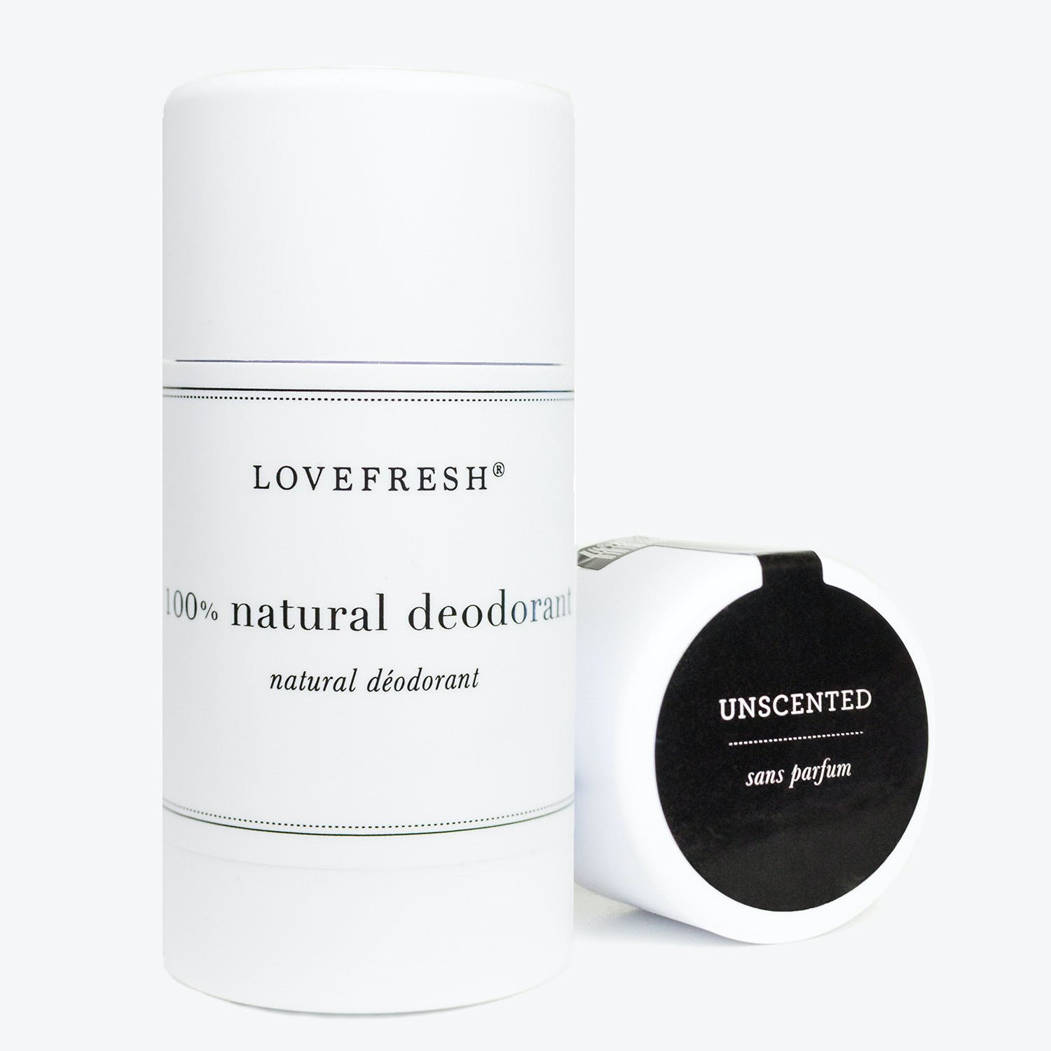 Lovefresh Deodorant Unscented
