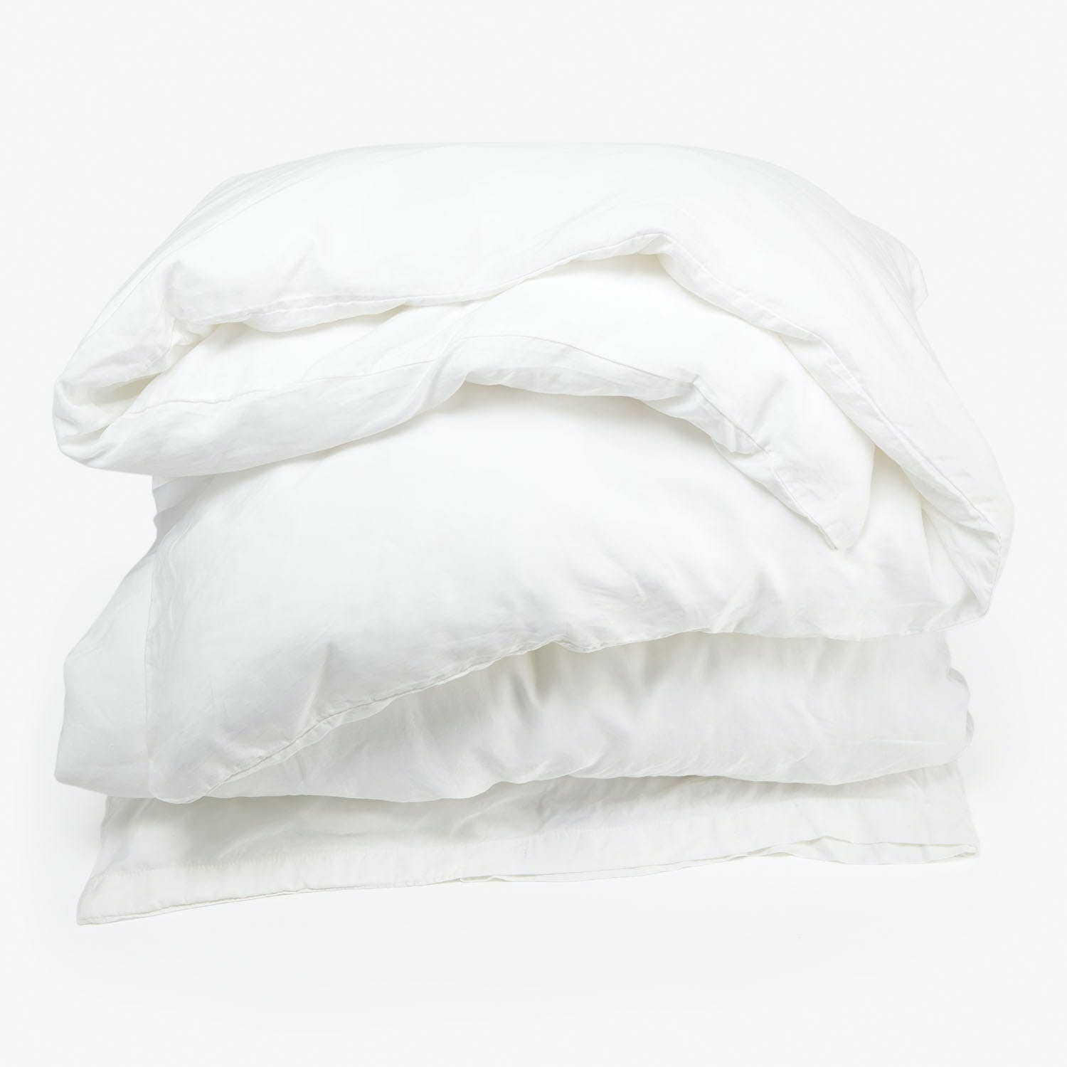Product Image - Madera Luxe Queen Duvet White