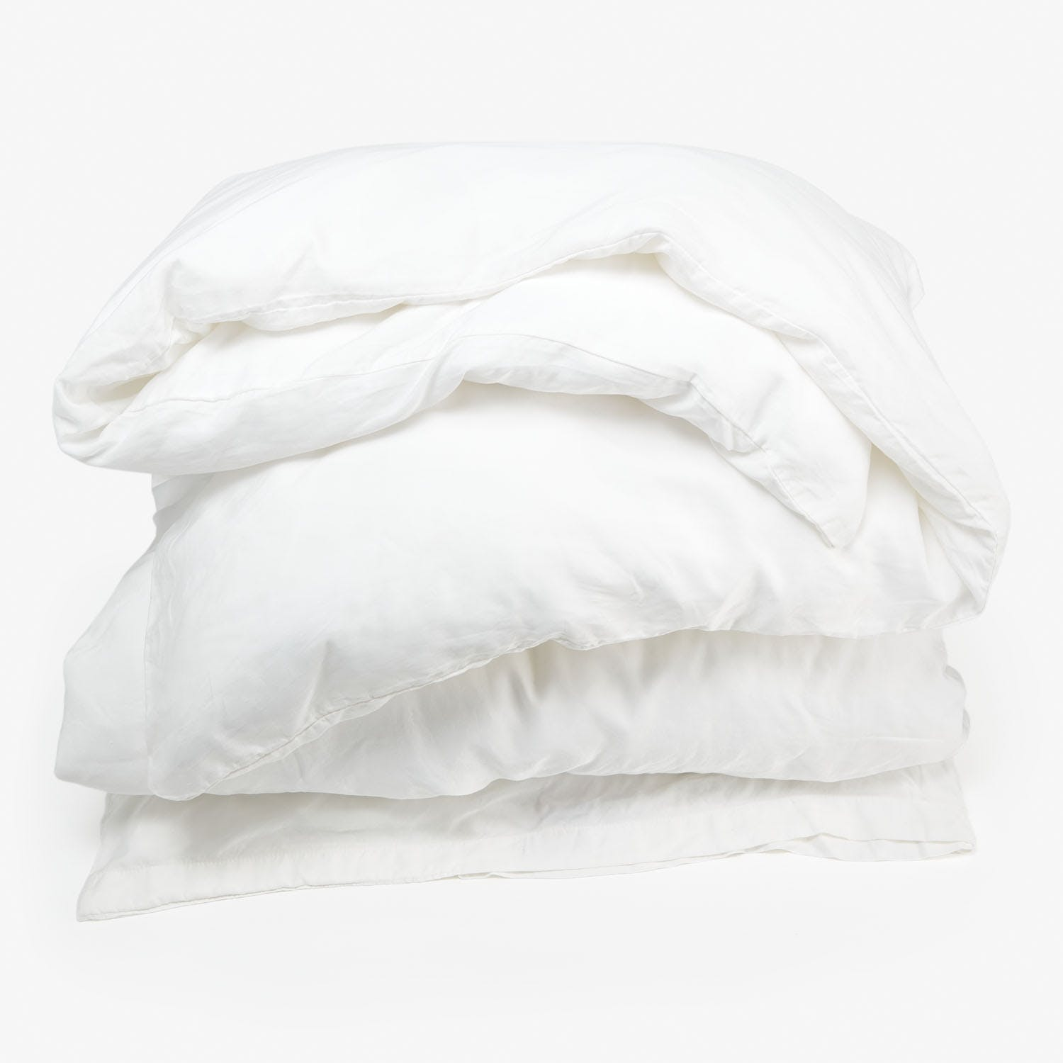 Product Image - Madera Luxe King Duvet White