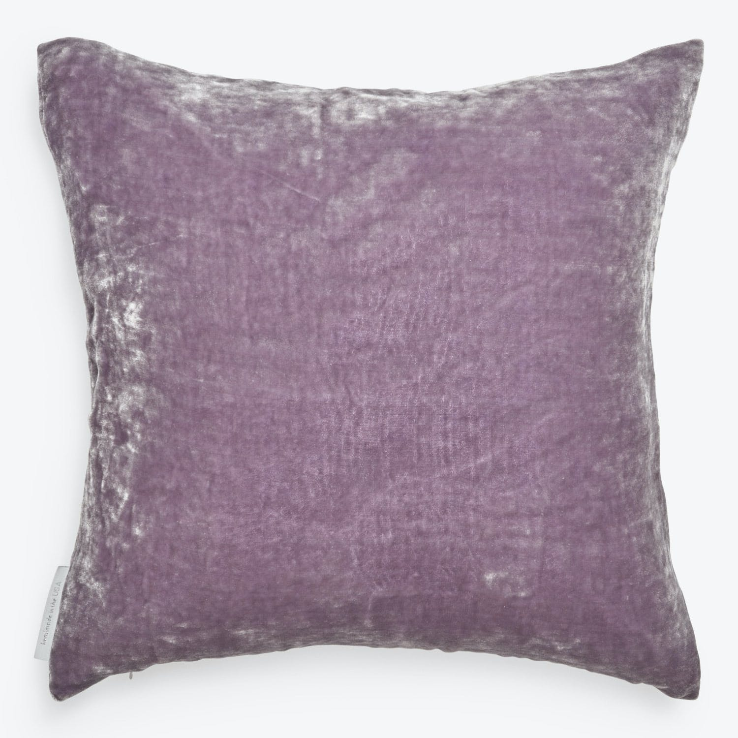 Product Image - Velvet Pillow Lilac