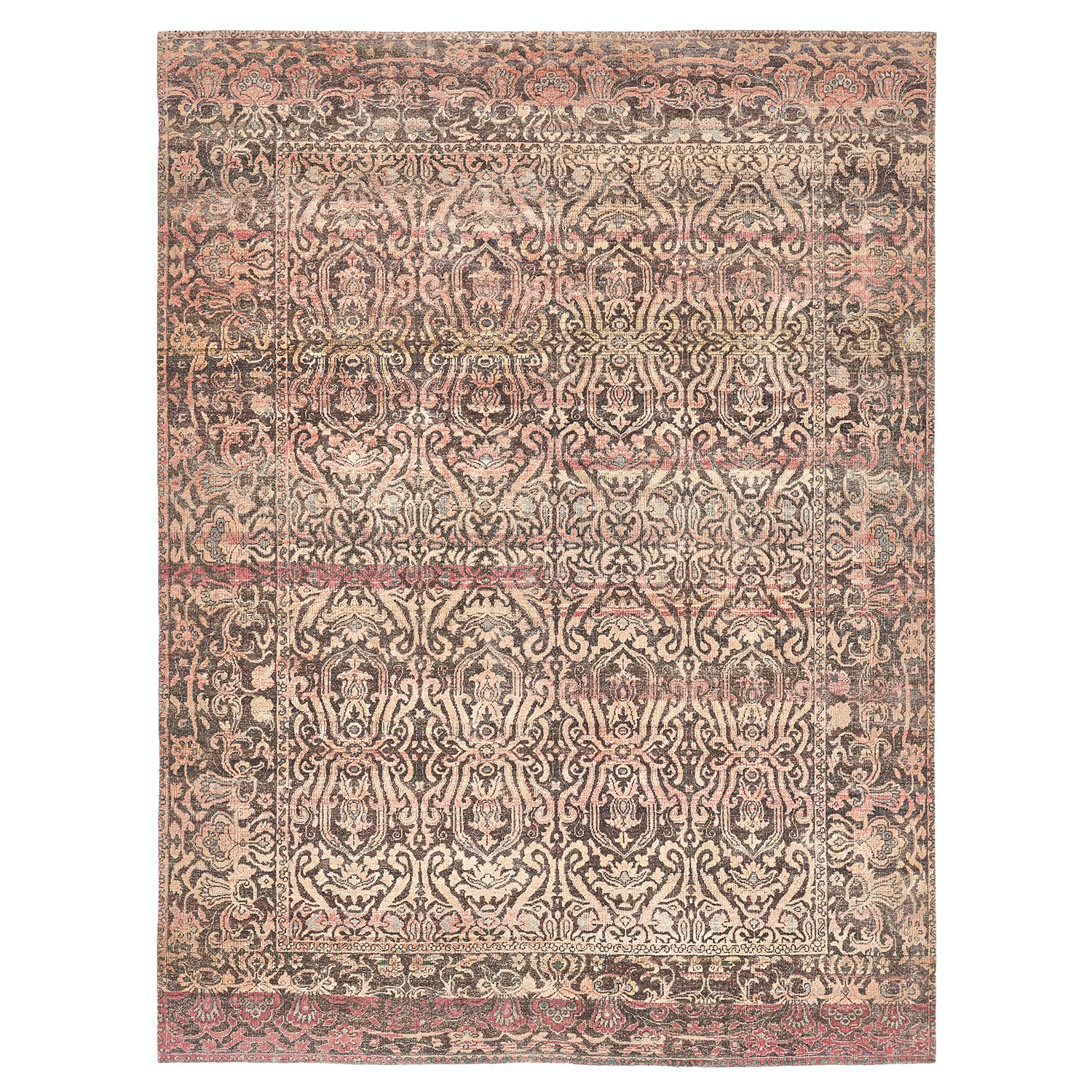 "Alchemy Silk & Wool Rug - 8'11""x11'10"""
