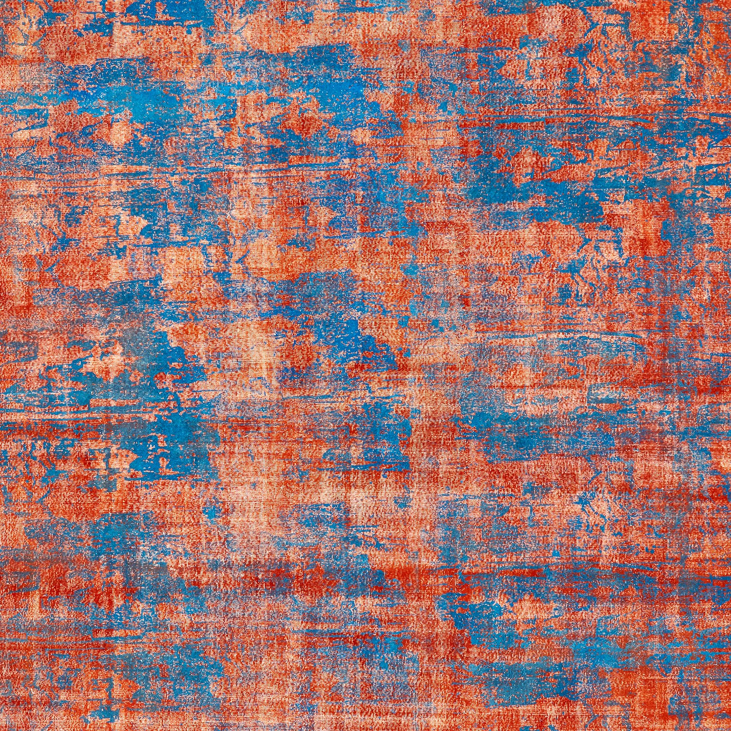 """Color Reform Overdyed Rug - 10'11""""x15'11"""""""